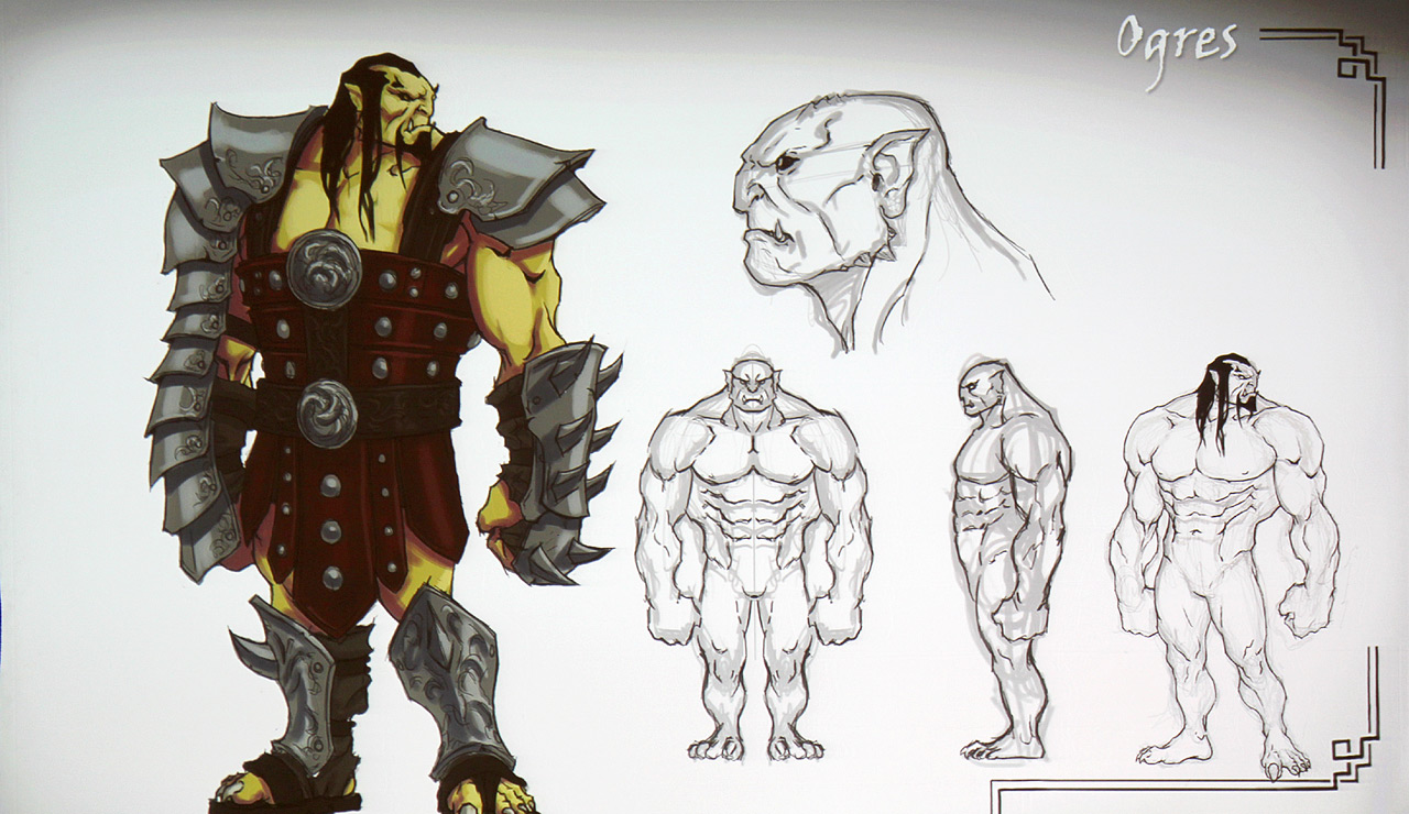The Trall race EQNext-ConceptArt-Ogre1280