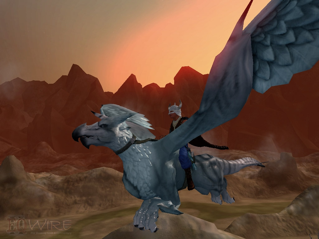 EQ2Wire » flying mount