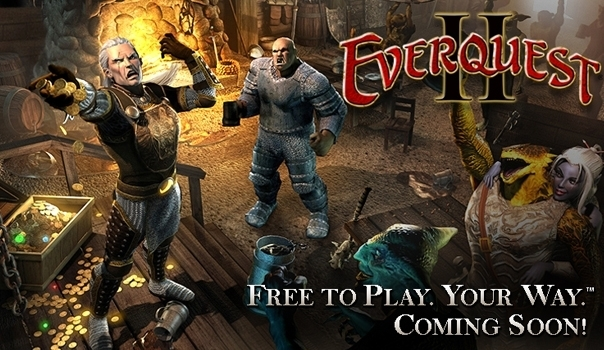 EQ2Wire » EverQuest II Updated FreetoPlay Frequently