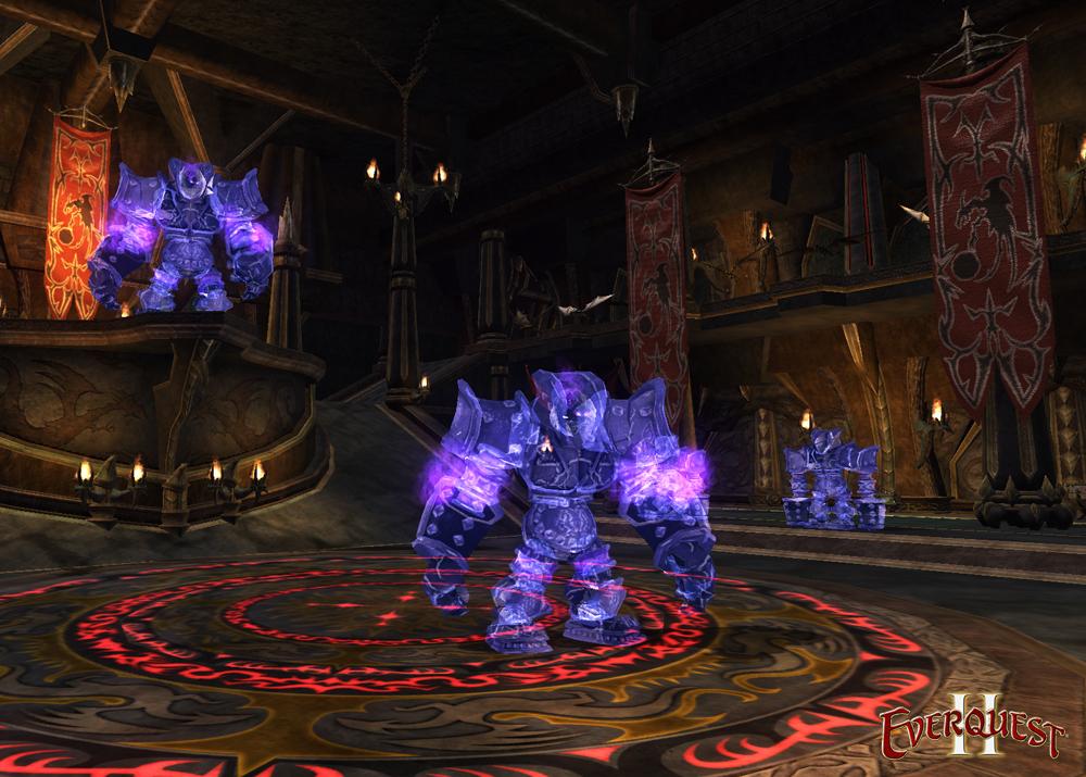 EQ2Wire » Sleeper's Tomb Chapter I, Norrath-bound Avatars of War Arrive