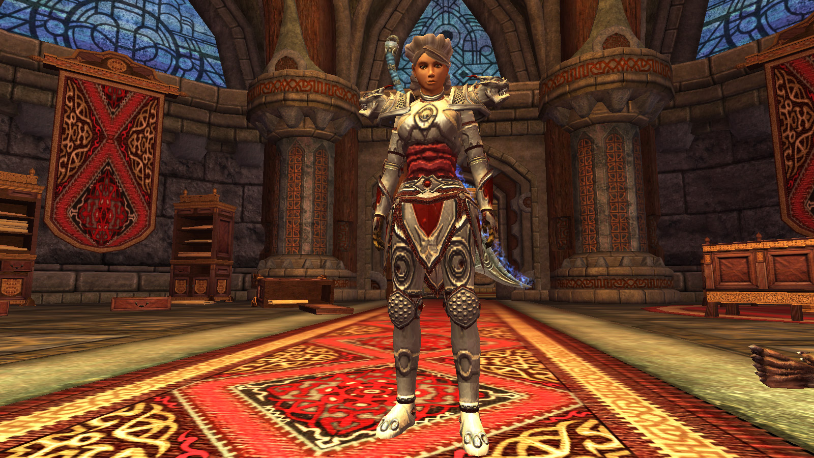 EQ2Wire » EverQuest II 10 Year Veteran Reward – Mercs!