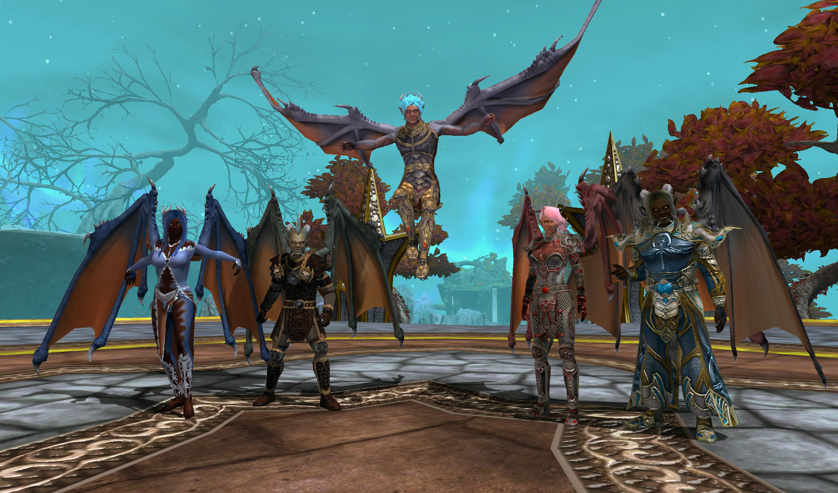 EQ2Wire » EQ2 ZAM Interviews Lyndro, Windstalker About New