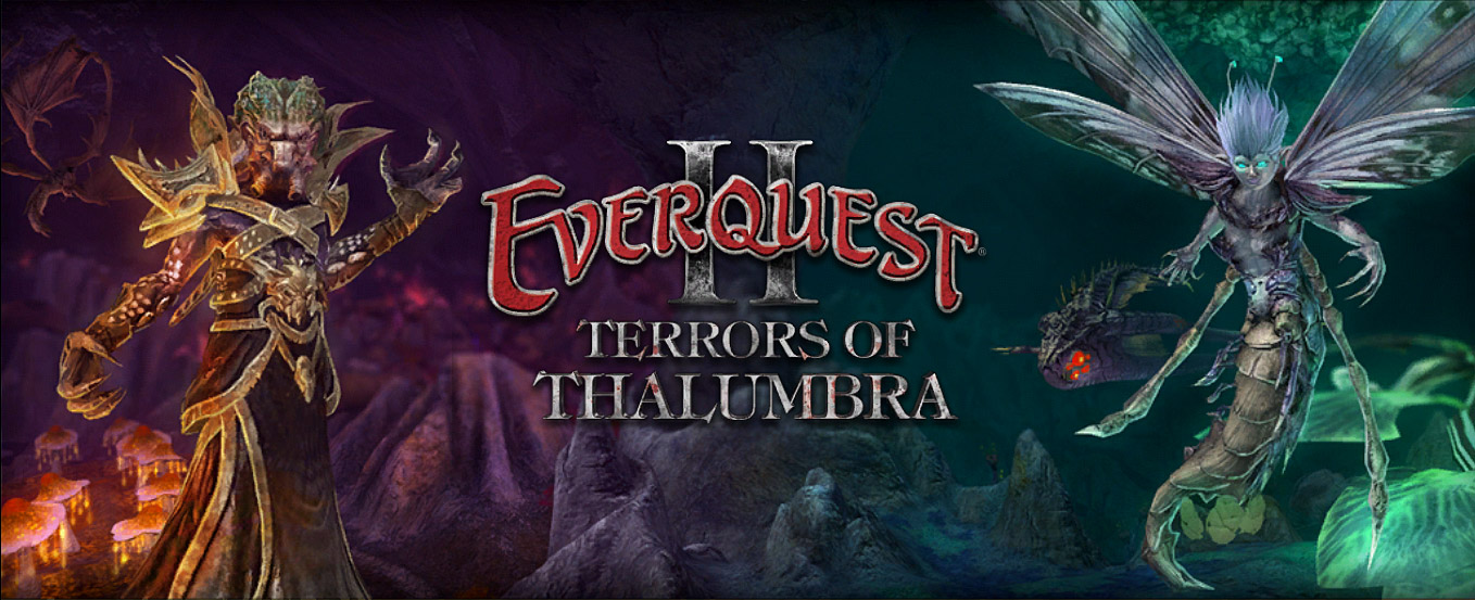 EQ2Wire » EverQuest II: Terrors of Thalumbra Now Available