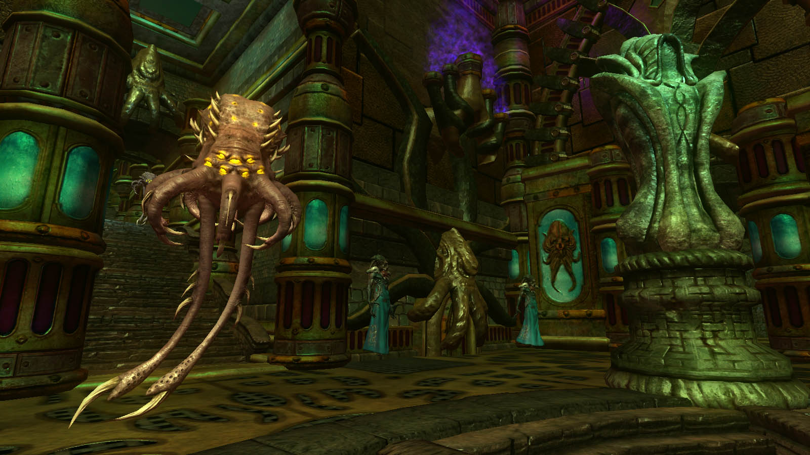 EQ2Wire » EverQuest II: Terrors of Thalumbra Now Available for Pre