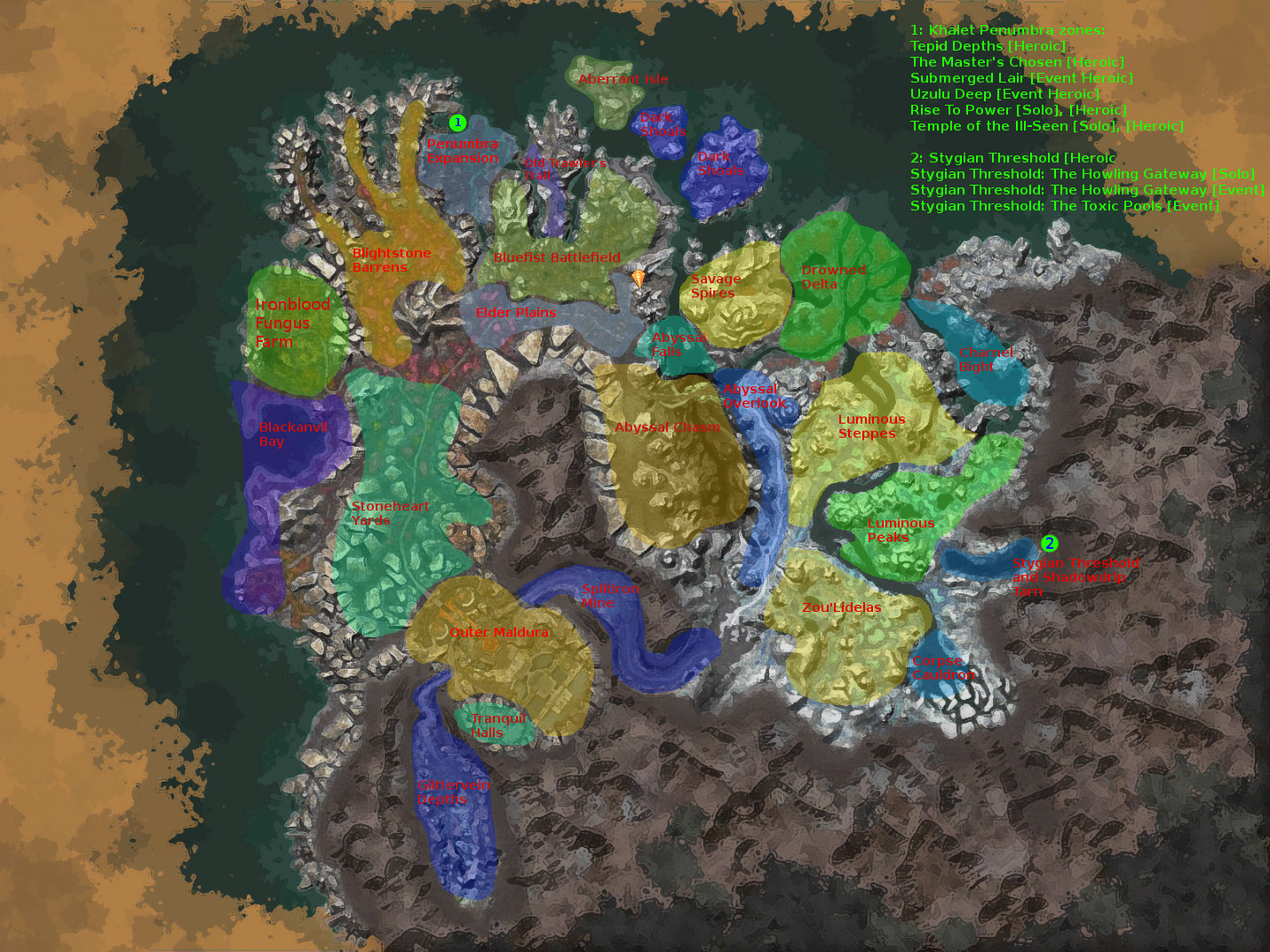 EQ2Wire » EQ2Wire's Terrors of Thalumbra Frequently Asked