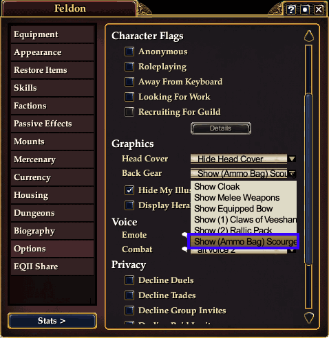 marketplace_quiver_options