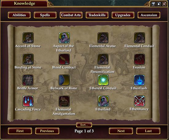 EQ2Wire » Kunark Ascending Preview: Ascension Classes